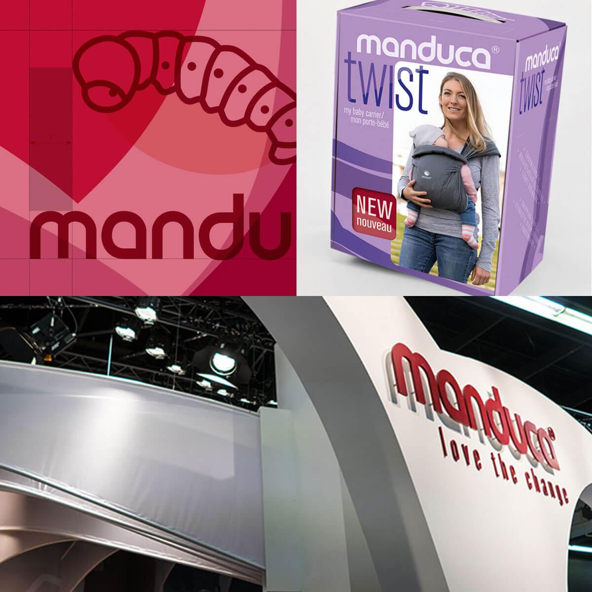 manduca. Das Design